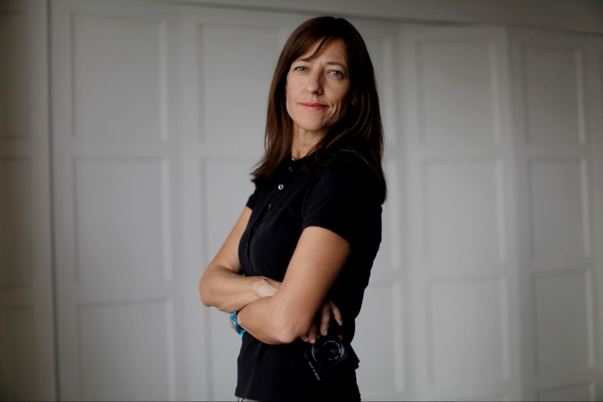 Adriana Zehbrauskas: es posible fotografiar condignidad
