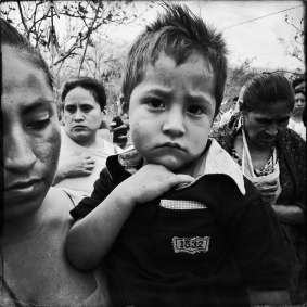 Tixtla, Guerrero, Mexico, April 29th, 2015- Family and friends of Adan Abrajan de la Cruz during a prayer service. Seven months after the forced disappearance of 43 students from a teacher's rural school in Guerrero, little has come to light. Families are still waiting for the return of their loved ones. #onassignment with @karlazabs #buzzfeednews #guerrero #mexico #photography #photojournalism #documentary #longtermproject #iphone https://instagram.com/p/2GpYfst5Ba/?taken-by=adrianazehbrauskas