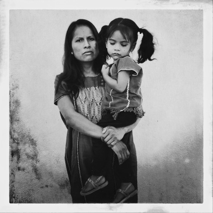Huehuetonoc, Guerrero, Mexico, Dec 2015: Rosalinda and her daughter Samantha. This is the first time they were ever photographed. Family Matters is a project born while I was working with the families of the 43 students from the Ayotzinapa teachers rural school that disappeared last year in Iguala. While working with them, I noticed that none of them had family photos - all they had were snapshots taken on their cell phones that were lost or accidentally deleted. Nobody printed any more pictures. It struck me that these people were not just denied a future with their loved ones, but they were also denied a past - with the lost photos, their memories would also eventually vanish. And who are we, without our memories? It's paradox to me that in this day and age, where the amount of images produced has never been greater and yet, nobody is keeping them anymore. How many will survive? And if they don't, what will happen to our history? Is life only a series of physical impulses that cease to have any meaning the moment they stop? A person photographed has achieved a moment of redemption, saved from the fate of being forever forgotten. So I set out to make family portraits and hand out the printed copies, right there and then. This is the first trip for this project, made possible thanks to the Getty Images Instagram Grant. Photo © Adriana Zehbrauskas @adrianazehbrauskas