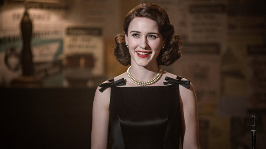 """The Marvelous Mrs. Maisel"" (Season 1) TV Series - 2017"