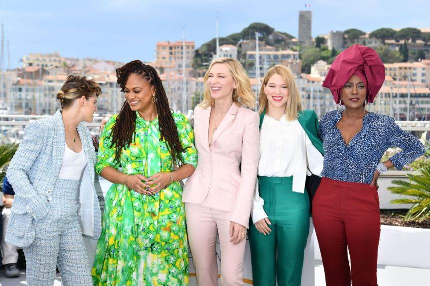 ¿Quiénes podrían ser las mujeres en el Jurado de#Cannes72?