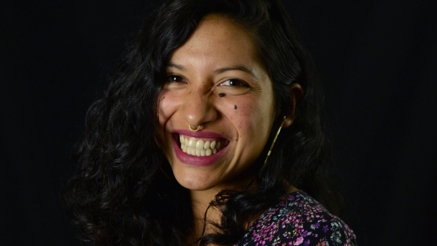 Entrevista a la documentalista JoyceGarcía