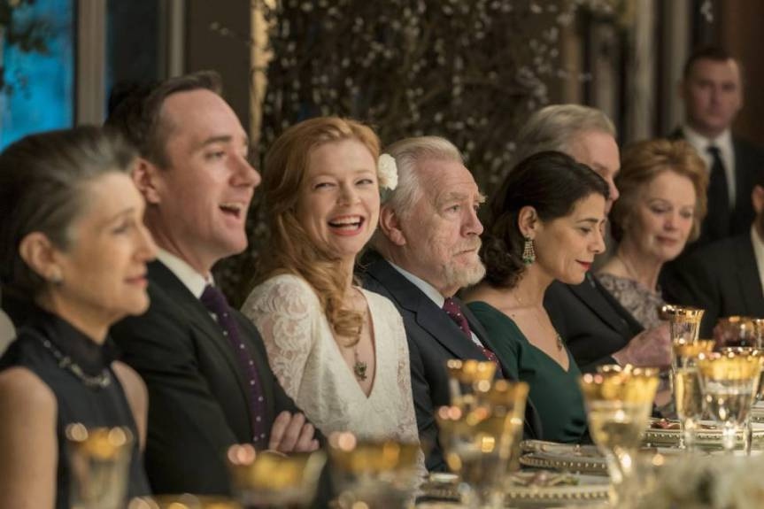 TV Review: Succession sin spoilers