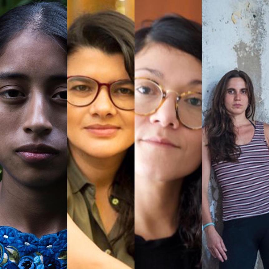 Women We Love: 7 Guatemaltecas a las que debes tener en turadar