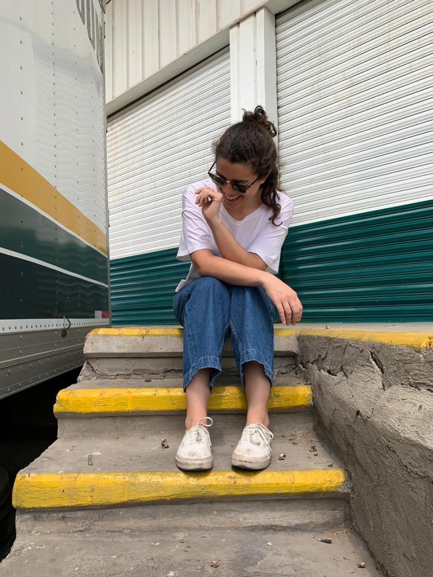Women We Love: Eréndira Núñez Larios, productora de cine; hace que las cosassucedan.