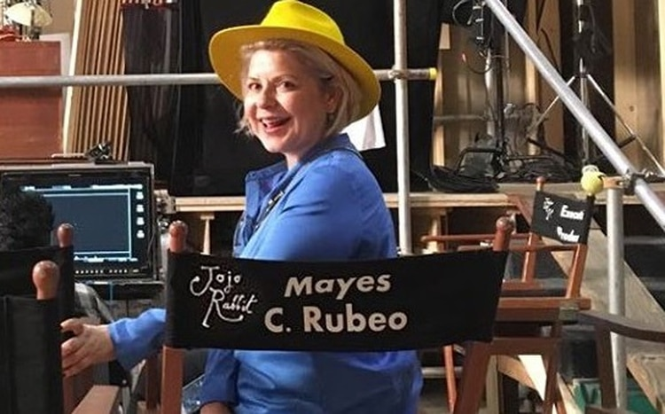 Women We Love: Mayes C. Rubeo, simbólica para JojoRabbit