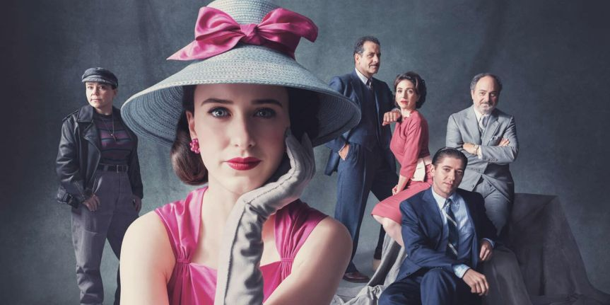 TV Review: Detrás de The Marvelous Mrs. Maisel