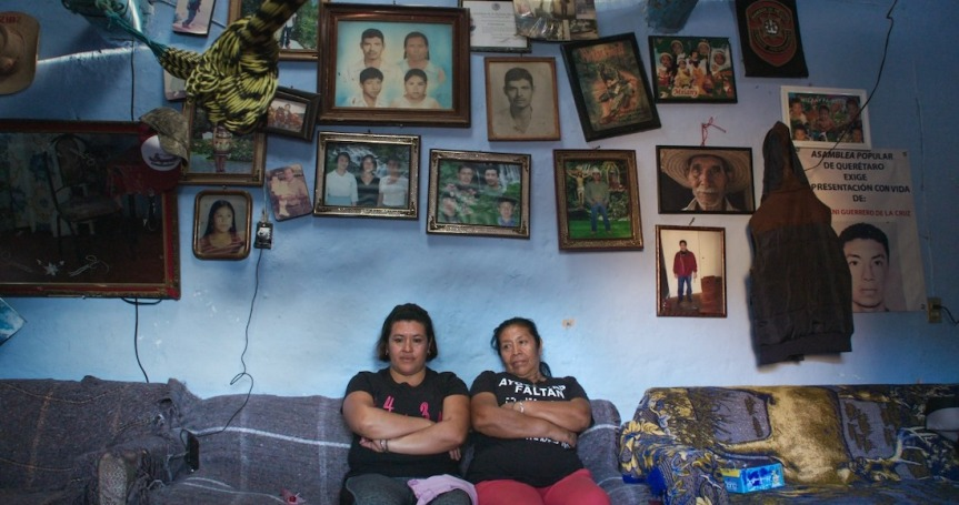 Review #AmbulanteEnCasa: Vivos — escalas humanas deesperanza.
