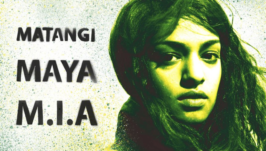 Review #AmbulanteEnCasa: Matangi / Maya / M.I.A.