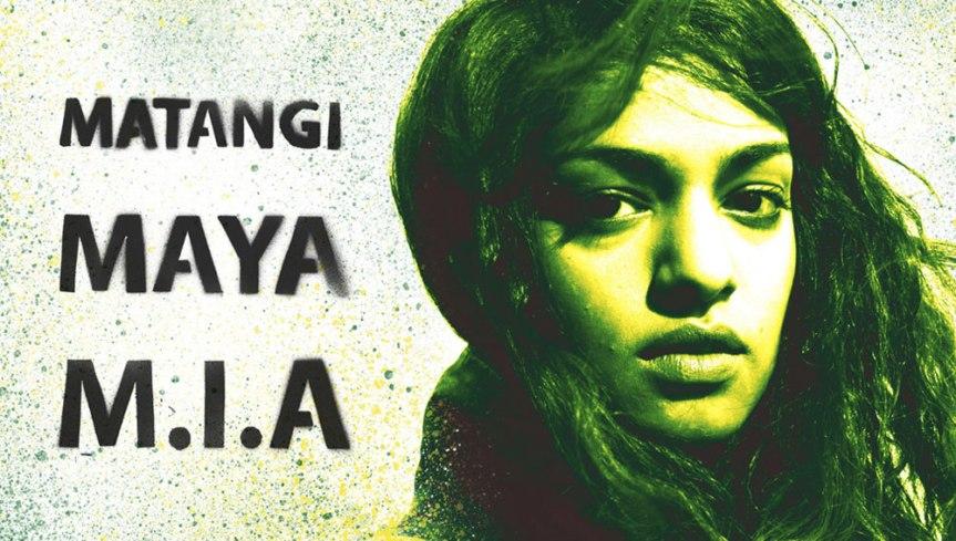 Review #AmbulanteEnCasa: Matangi / Maya /M.I.A.