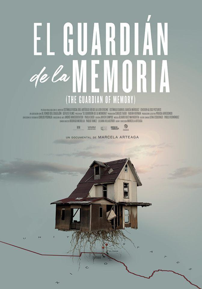 #DOQUMENTA2020: El Guardián de la Memoria: recordar como acto deresistencia