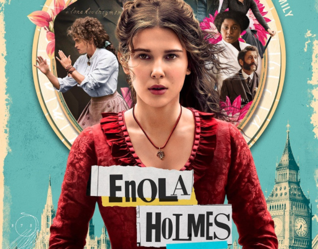 Film Review: EnolaHolmes