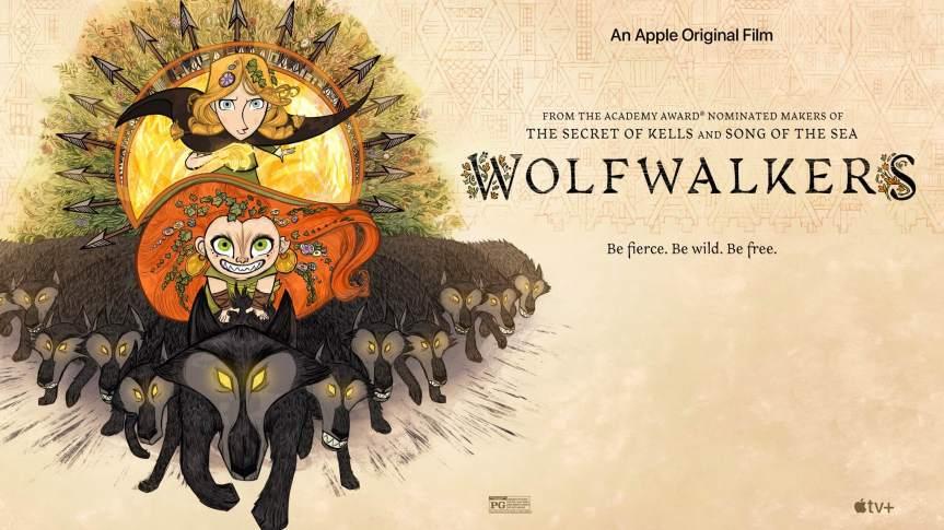 Film Diary #LosCabos9:Wolfwalkers