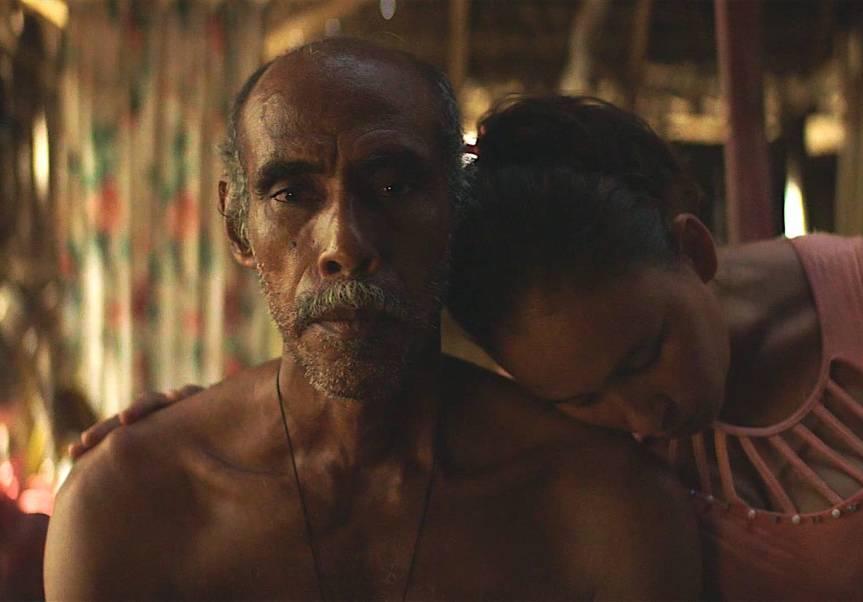 """Film Review- Encuentros 2020 de Investigación y Crítica Colombia: """"Tantasalmas""""."""