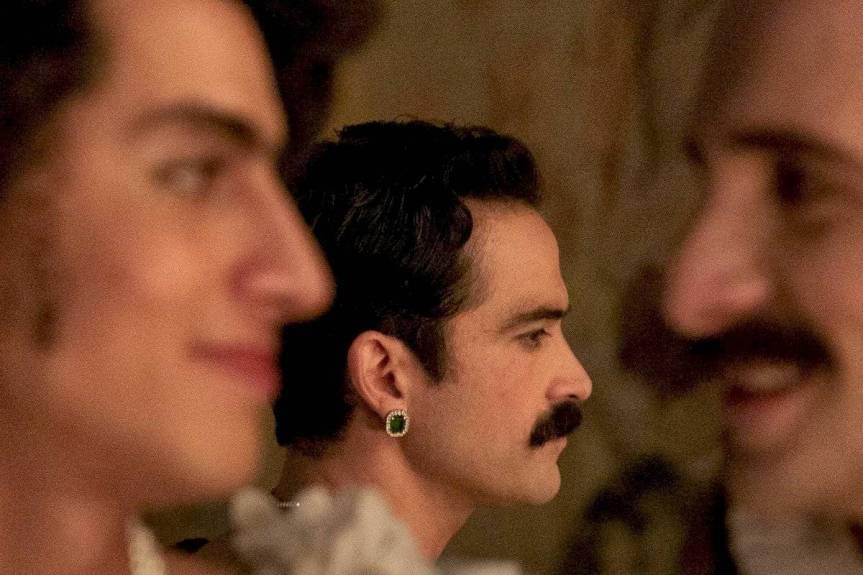 Film Review: Arte y diseño en el cine — El baile de los41