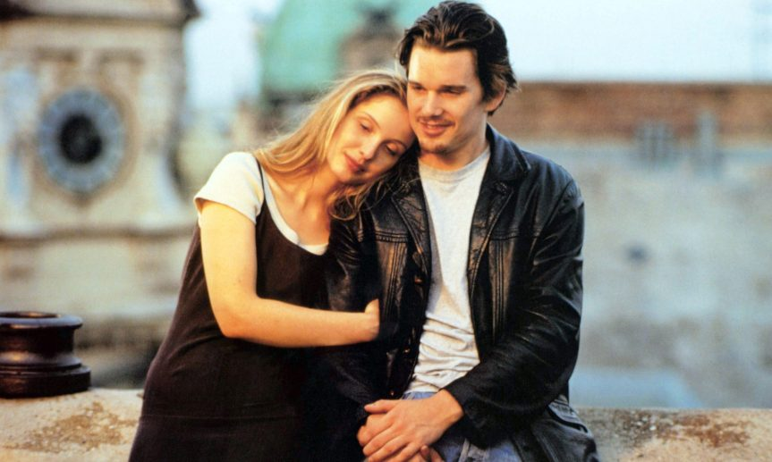 Postales GaF: Before Sunrise