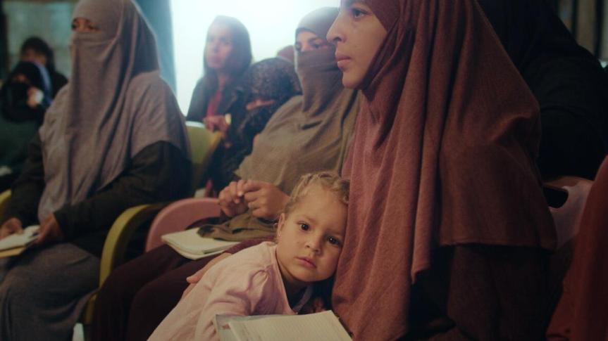 Film Diary SXSW 2021:  The Return: Life After ISIS, entre el deber ser, la culpa y las segundasoportunidades