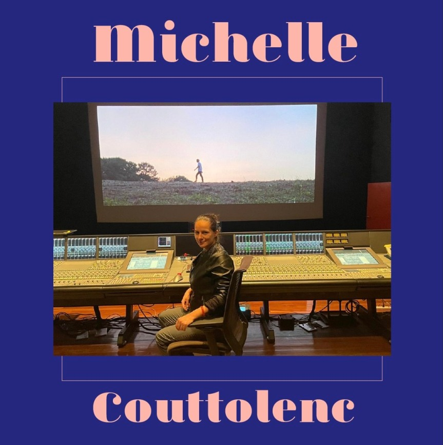 Women We Love: Michelle Couttolenc