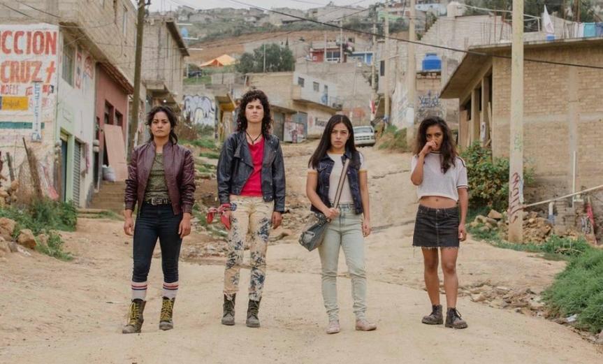 Film Review: La Diosa delAsfalto