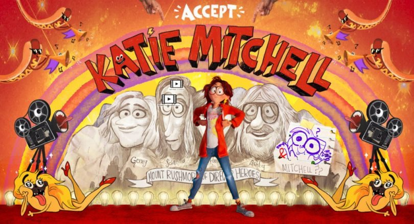 The Mitchells vs The Machines: Katie, una niña que soñó con ser cineasta
