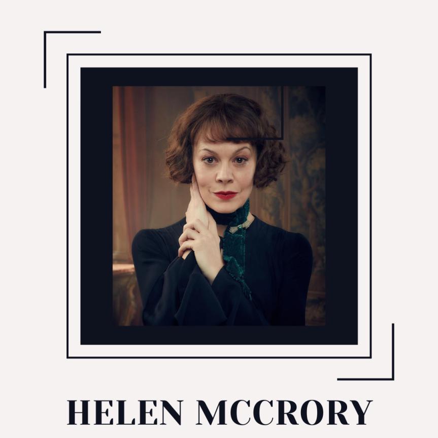 Women  We Love: HelenMcCrory