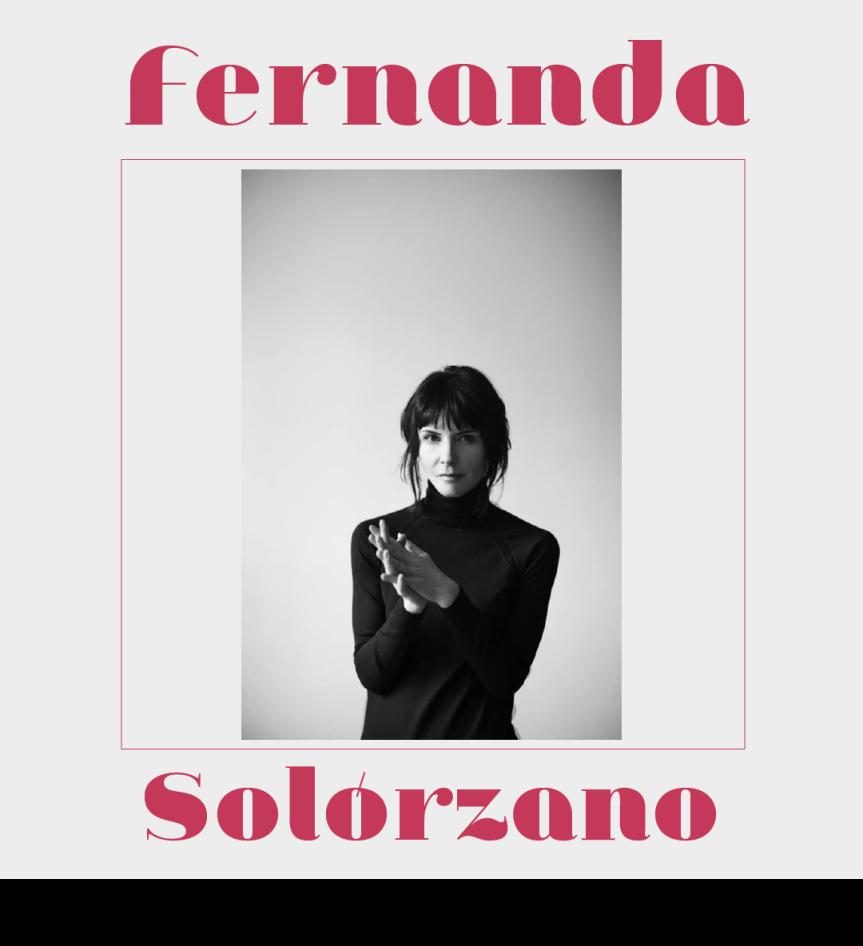 Women We Love: FernandaSolórzano