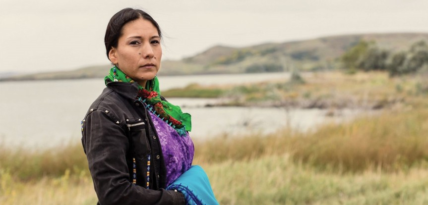 Film Diary #DOQUMENTA2021: End of the line: the women of StandingRock
