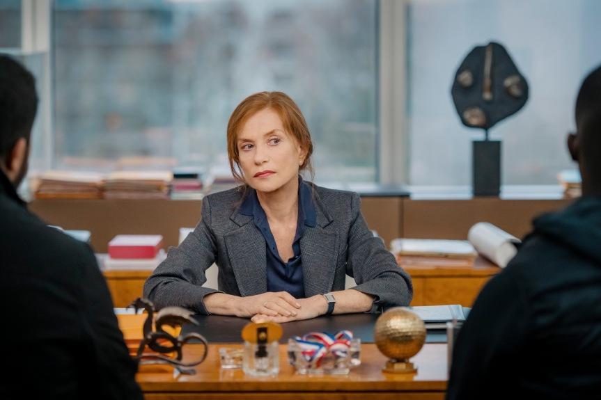 #Venezia78: Les Promesses – El nuevo drama político de IsabelleHuppert